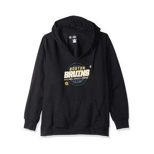NHL Boston Bruins Hockey Women's Plus 3X Hoodie